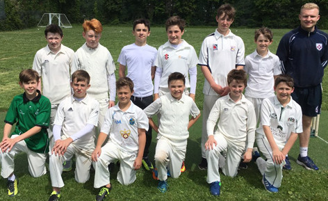 170519 Year 7 Cricket