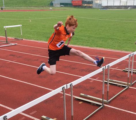 170512 Year 8 Athletics