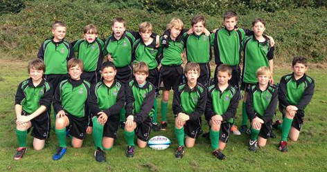 140926 Year 7 Rugby