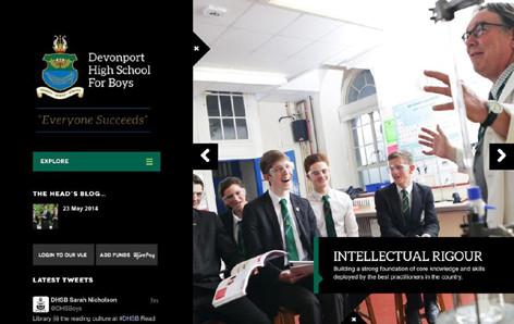 140606 Website Homepage