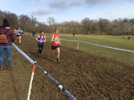 Inter Counties XC Champs
