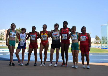 World Masters Championships - Harriers Masters Take up the Challenge