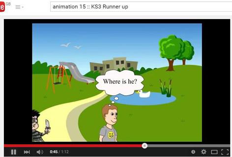 150619 Animation work