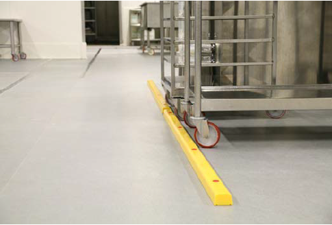 Floor level Barrier