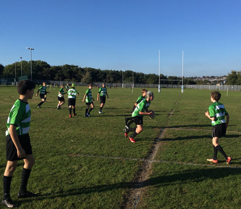 181012 Year 9 Rugby