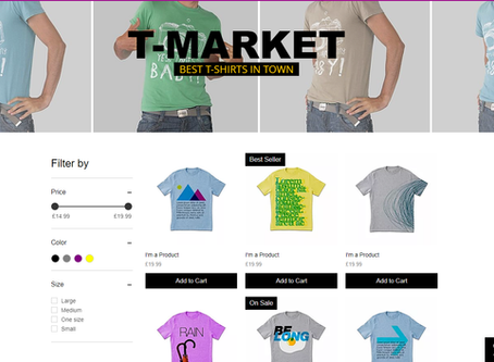 Must haves for your Wix eStore