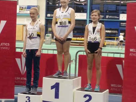 Welsh Athletics Junior Open Inc. South & East Wales Regional Championships