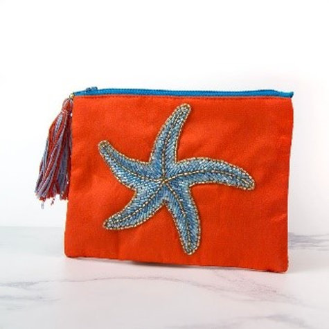 Starfish Purse