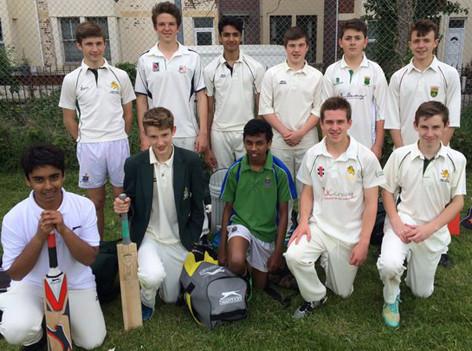 160527 U15 Cricket