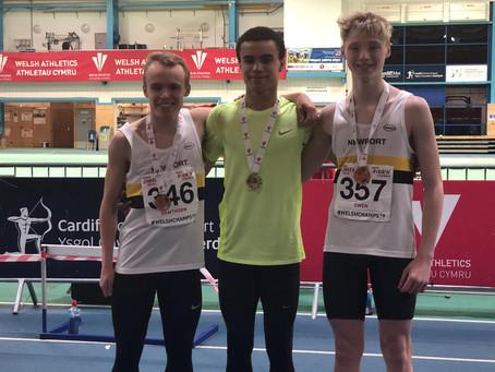 Welsh Indoor Junior Championships