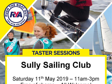 Sully Sailing Club Open Day