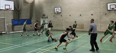 171215 Basketball