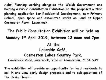 Public Consultation Exhibition