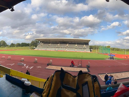 Newport Harriers Smash This Years Masters Championships