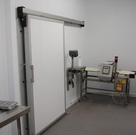 Small Sliding Cold Room Door