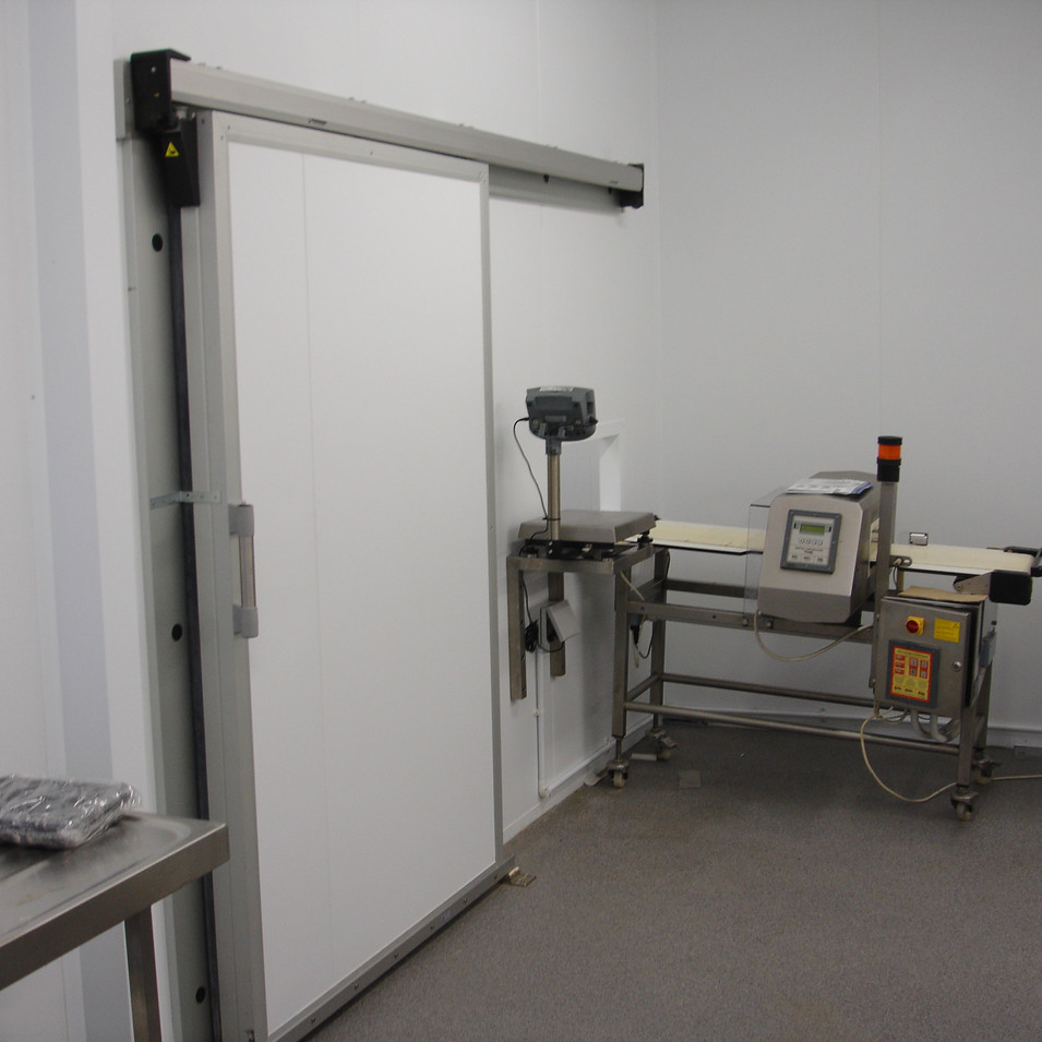 Small Sliding Door