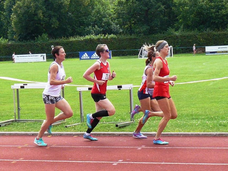 Welsh Masters Ladies on fire at Solihull