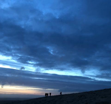 190503 Ten Tors Morning
