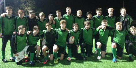 150313 Year 9 Rugby
