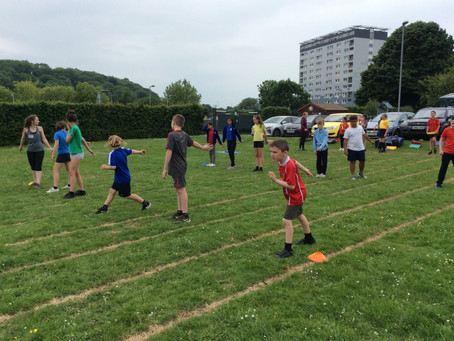 Newport Harriers Schools Engagement