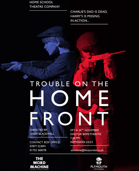 141114 Trouble on the Home Front