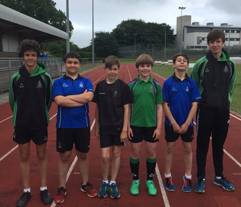 180622 Year 8 Athletics