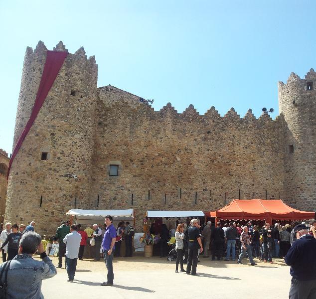 Calonge Castle