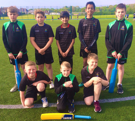 190503 Cricket Year 7