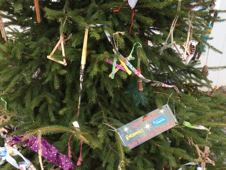 Council Christmas Trees
