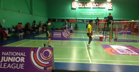 160617 Badminton