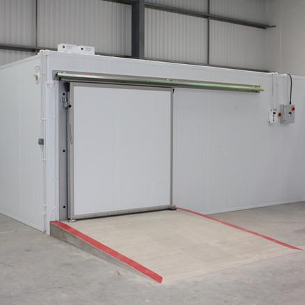 Freezer Cold Room with Sliding Door