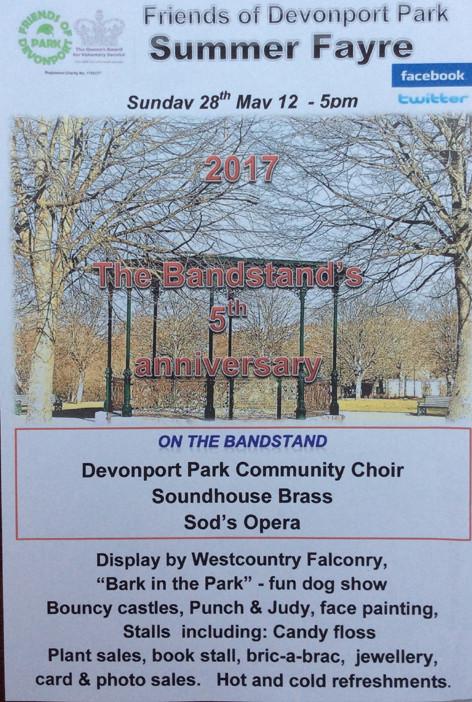 170526 Devonport Park