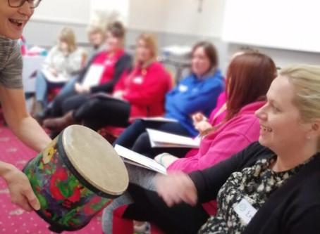 Powys Foundation Phase Training Week