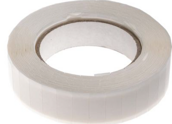 Double sided fixing tape