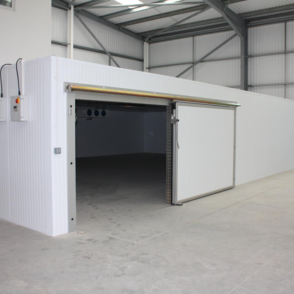 Freezer Coldroom with Sliding Door
