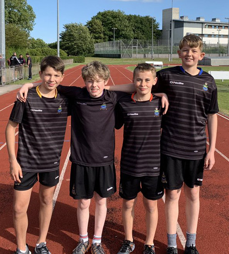190607 Year 7 Athletics