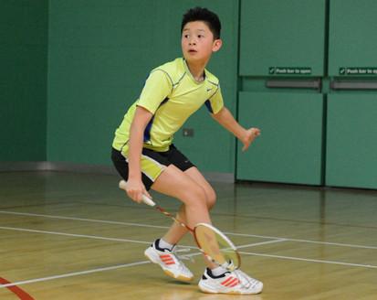 140502 Badminton