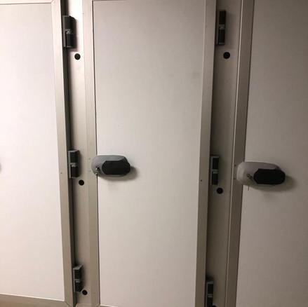 Chiller Door for Morturary Chamber