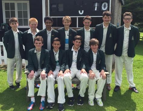 150515 Year 8 Cricket