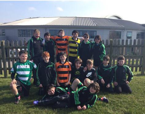 160318 Year 7 Devon Rugby
