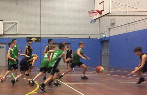 171103 Basketball