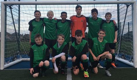180209 U13 Football