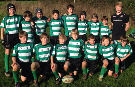 141107 Year 7 Rugby