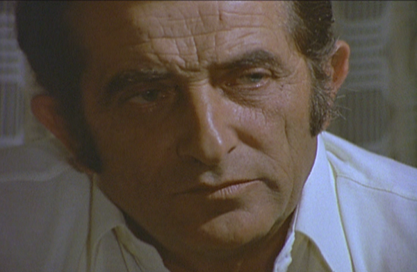 Yehuda Lerner, the subject of the film