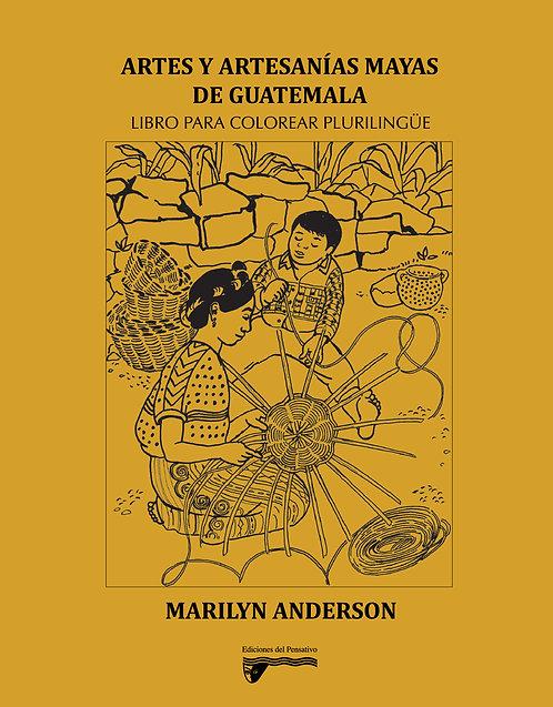 Artes y artesanías mayas de Guatemala