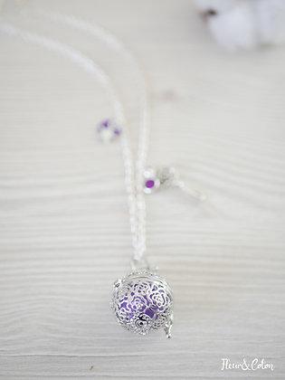 Bola Un éclat de fleurs - violet