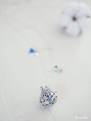 Bola Mille et un papillon - bleu