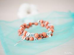 Bracelet d'allaitement chocolat4