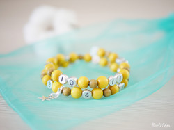 Bracelet d'allaitement safran4
