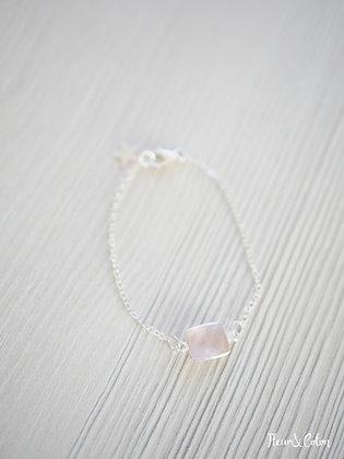 La rosée du matin - bracelet